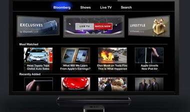 Bloomberg explains its strategy for success in online TV
