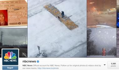 Instagram como medio de difusión de noticias