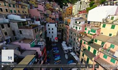 Facebook apuesta por el 'vídeo esférico'