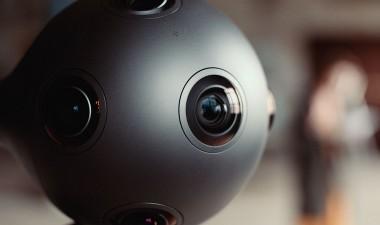 Ozo, la nueva cámara de Nokia para captura VR