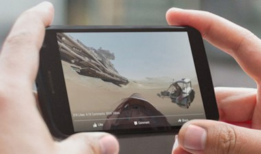 Facebook permite reproducir vídeos 360º