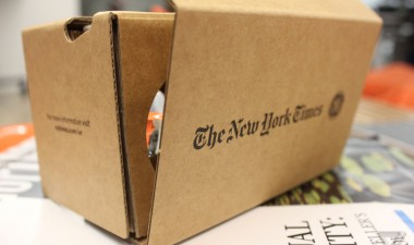 NYT VR: realidad virtual al servicio de la información