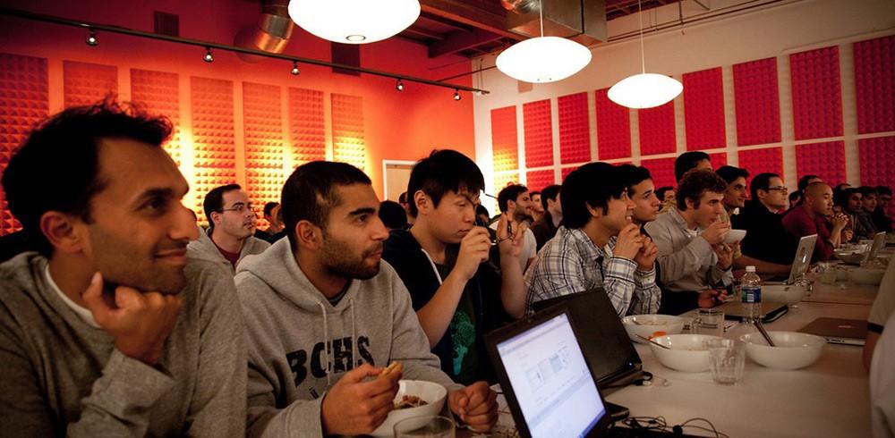 Y Combinator, incubadora de startups