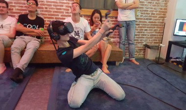 Karaokes, cafés y realidad virtual