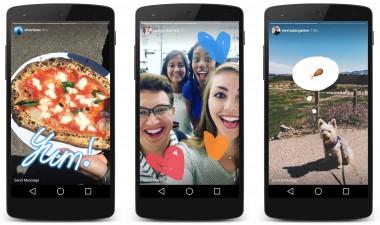 Instagram Stories, ¿el temor de Snapchat?