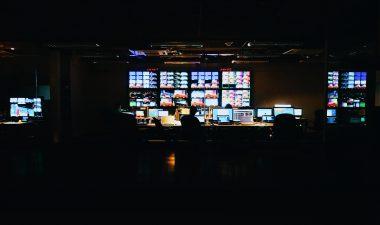 Control central de televisión