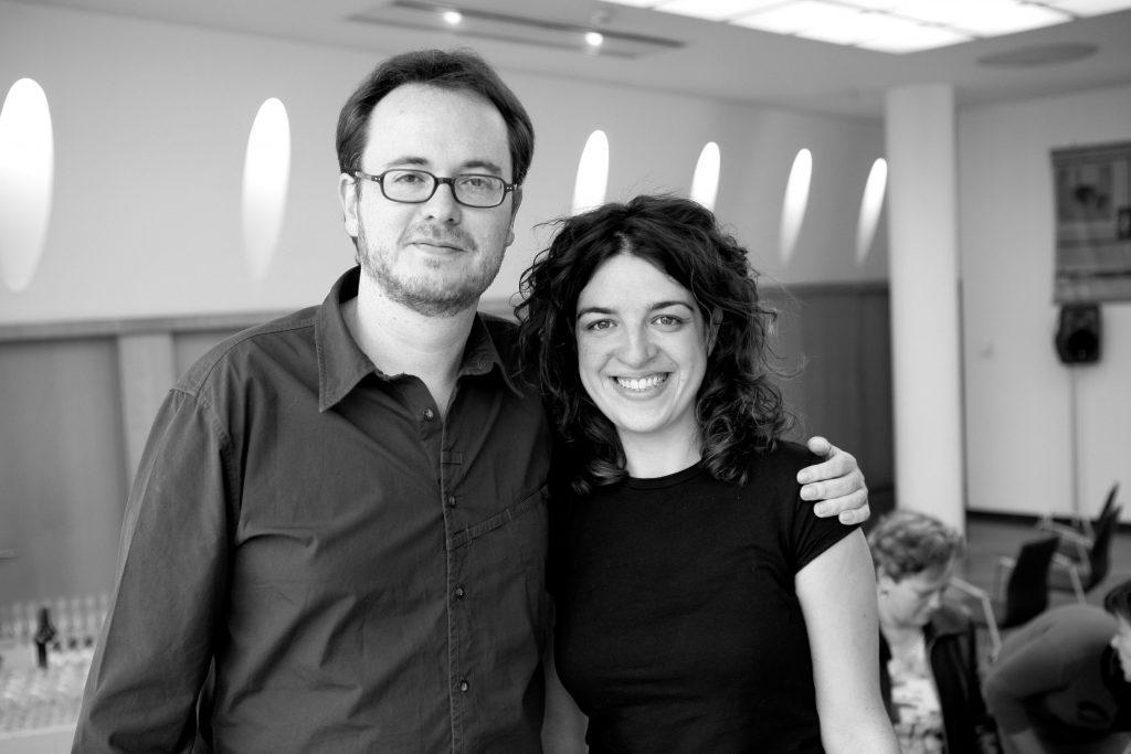 Jordi Comellas y Anna Cervera