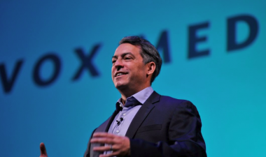 Jim Bankoff, CEO de Vox Media